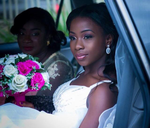 Another Beautiful bride of Isabella Bridal's